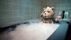 """Ted (voiced by Seth MacFarlane) in """"Ted"""""""