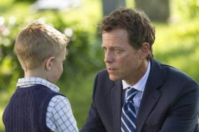 Connor Corum and Greg Kinnear star in 'Heaven Is for Real'