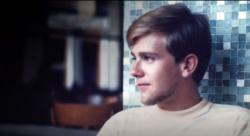 """Terrence McNally in the 1960s in a still from """"Terrence McNallly"""" Every Act of Life"""""""