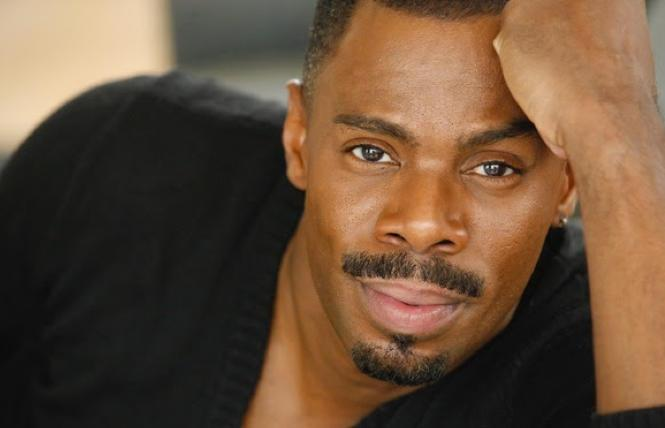 Actor, writer and director, Colman Domingo