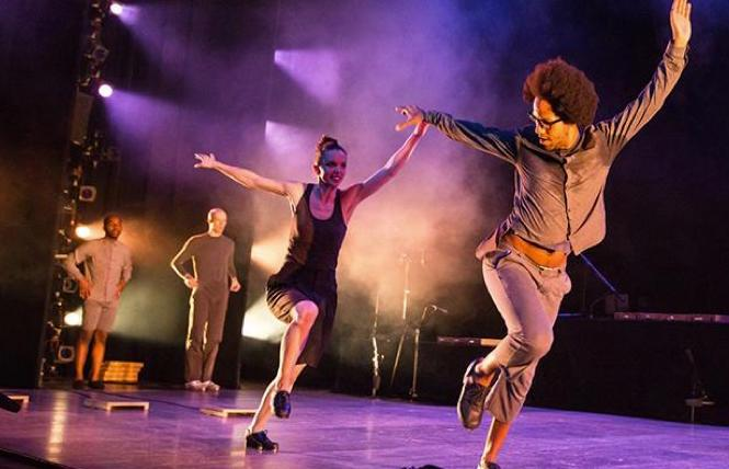 Duran Dance at YBCA in 2019, one of many closed venues facing financial troubles