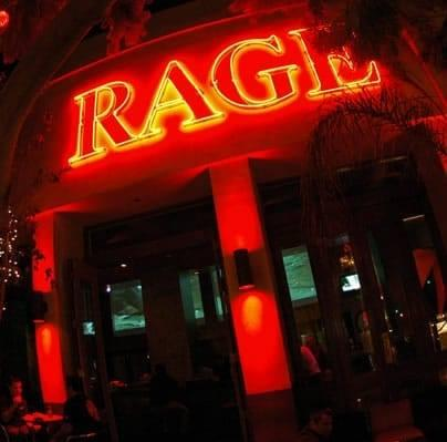 Rage nightclub in West Hollywood permanently closed.