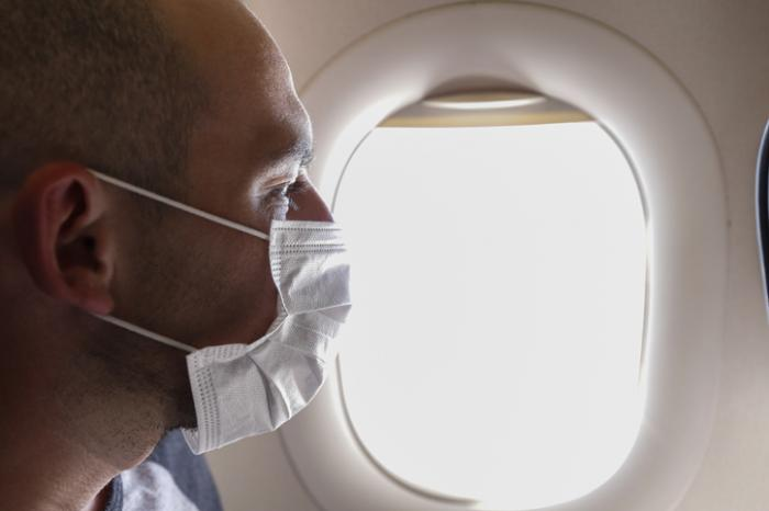 What Is the Risk of Catching the Coronavirus on a Plane?