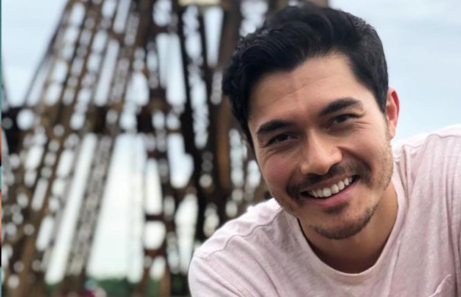 Actor Henry Golding