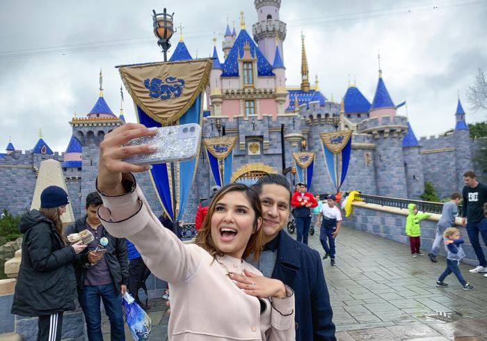 Disneyland Opening Highlights California's COVID Turnaround