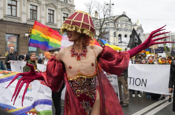 Ukraine's March for Equality