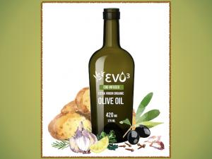 EVO3 Launches New CBD Olive Oil, Direct from Greece
