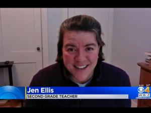 Meet Jen Ellis, the Teacher Who Made Bernie Sanders' Mittens