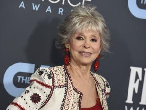 Q&A: Rita Moreno on Finding Self-Worth and Never Giving Up