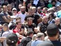Georgians Protest for 2nd Straight Day Over Journalist Death