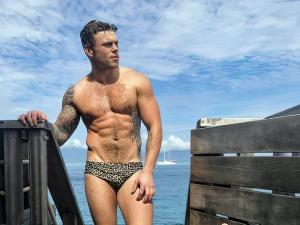 Gus Kenworthy Doesn't Like Being Called Colton Underwood's 'Gay Guide'