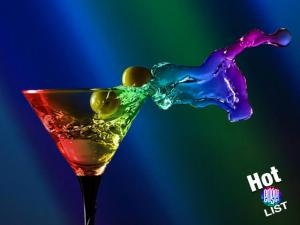 These Rainbow Cocktails are Classic Pride, Any Time of Year